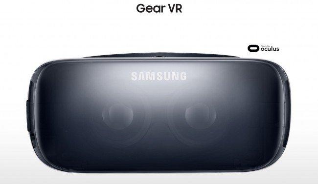 Kính thực tế ảo Samsung Gear VR R323 hình 2