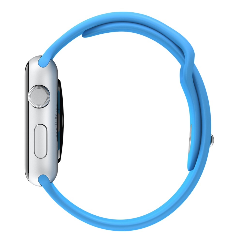 Apple Watch Sport With Blue Sport Band (42mm) MLC52 hình 3