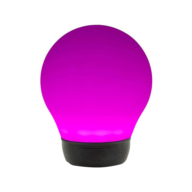 Loa Bluetooth Divoom AuraBulb (led light) hình 3