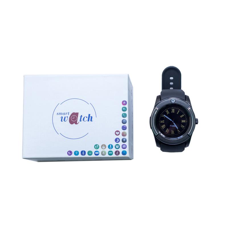 Đồng hồ thông minh V8S - JC30 hỗ trợ khe sim và thẻ nhớ hình 0