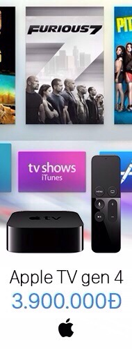 Right Apple TV