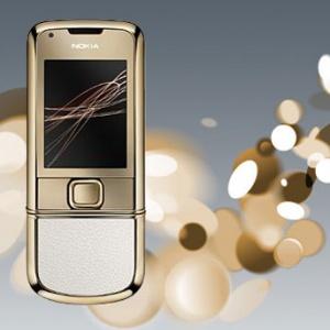 'Dế' vàng Nokia 8800 Gold Arte