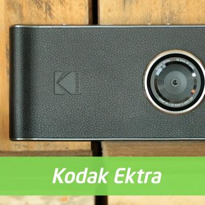 Kodak Ektra: Camera 21MP dành cho tín đồ chụp ảnh.