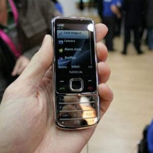 'Người mẫu' Nokia 6700 Classic