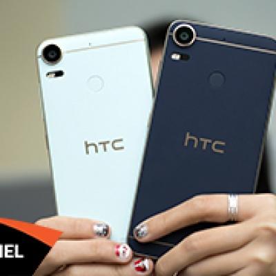 Trên tay 2 phiên bản màu đặc biệt của HTC Desire 10 Pro: Đã đẹp màu mới càng đẹp hơn :D