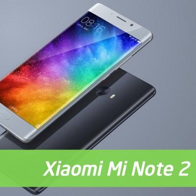 Xiaomi Mi Note 2: Thiết kế giống Note 7, chip Snapdragon 821, Camera 22.56 MP