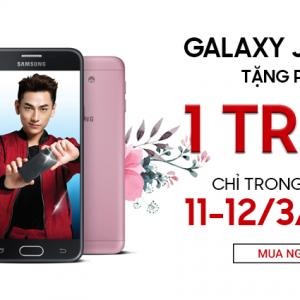 5 smartphone giảm giá cực sốc vào cuối tuần tại Hnam Mobile