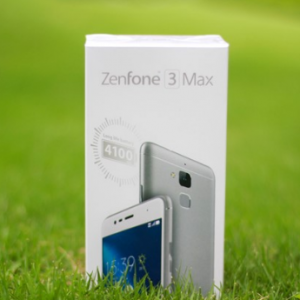 Ảnh chụp điện thoại Asus Zenfone 3 Max mới lên kệ