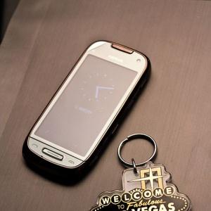 Ảnh thực tế di động cảm ứng Nokia C7