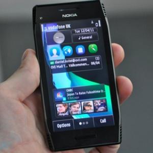 Ảnh thực tế Nokia X7