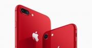 Apple chính thức ra mắt iPhone 8 và 8 Plus phiên bản đặc biệt màu đỏ viền đen