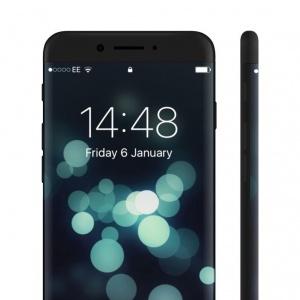 Apple iPhone 8 với thiết kế màn hình tràn cạnh tuyệt đẹp