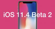 Apple phát hành iOS 11.4 beta 2 dành cho các nhà phát triển