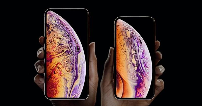Apple ra mắt iPhone Xs và iPhone Xs Max: Màn hình 5.8 và 6.5 inch, A12 Bionic, 2 SIM, 512GB, giá từ 999 USD