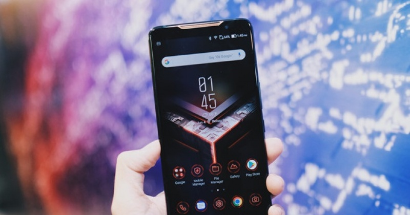 Asus ROG Phone: điện thoại cấu hình mạnh để chơi game