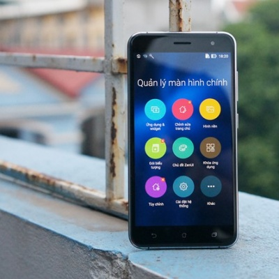 Asus ZenFone 3 phiên bản màn hình 5,5 giảm 1 triệu đồng