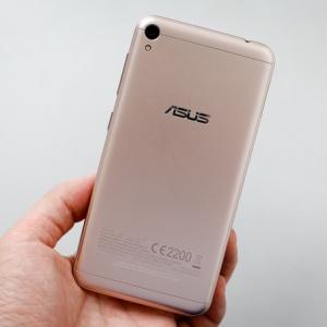 Asus ZenFone Live - Smartphone đầu tiên thế giới có tính năng làm đẹp khi live stream