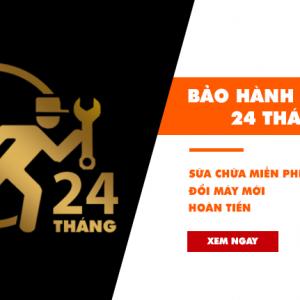 Bảo hành mở rộng 24 tháng Hnam Mobile