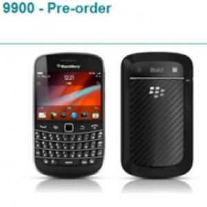 BlackBerry Bold 9900 có mặt vào 12/8