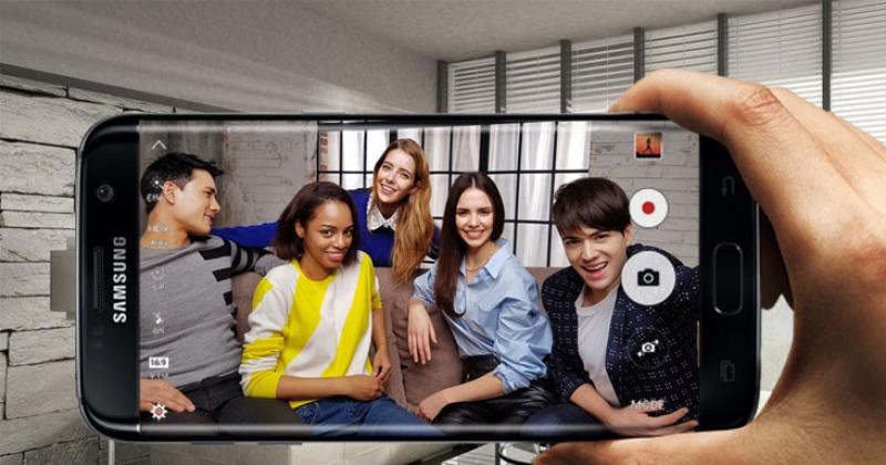 Các tính năng chụp ảnh thường có trên camera trước của smartphone