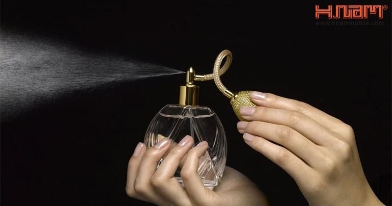 Cách giữ mùi nước hoa lâu suốt ngày