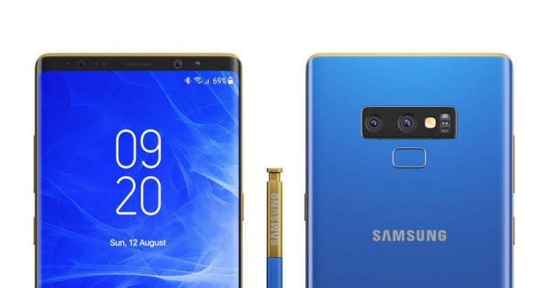 Cảm nhận và đánh giá trên tay Galaxy Note 9 đầu tiên của Reviewer