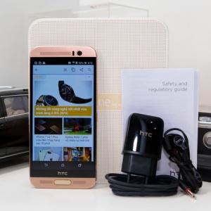 Cận cảnh HTC One ME có giá 6,5 triệu đồng