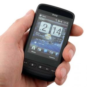 Cận cảnh HTC Touch2