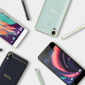 Chiêm ngưỡng bộ đôi HTC Desire 10 nhiều màu sắc