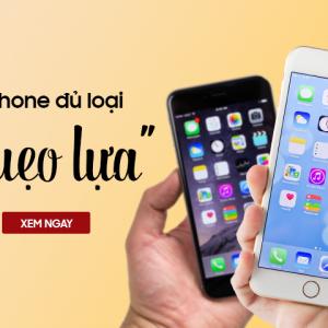 Chính thức xả hàng: iPhone chính hãng - Giá rẻ hoang mang