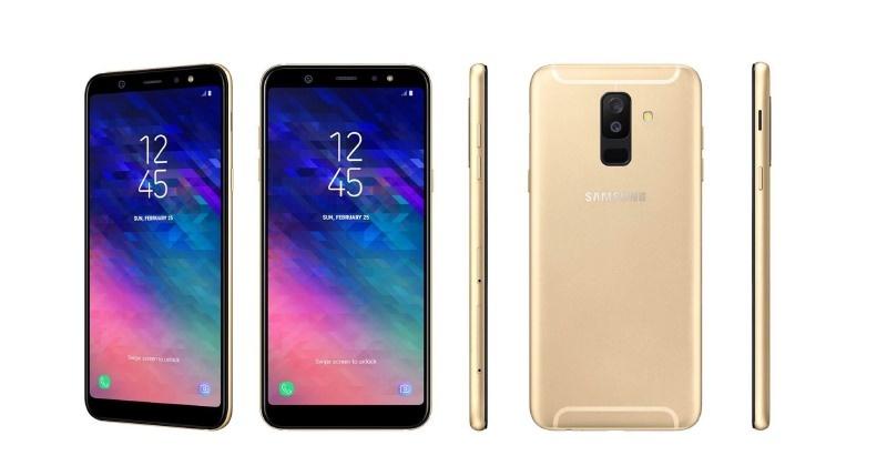 Chương trình hot sale giảm giá bung nóc Samsung galaxy a6/a6+ chỉ trong 3 ngày 22,23,24/06/2018