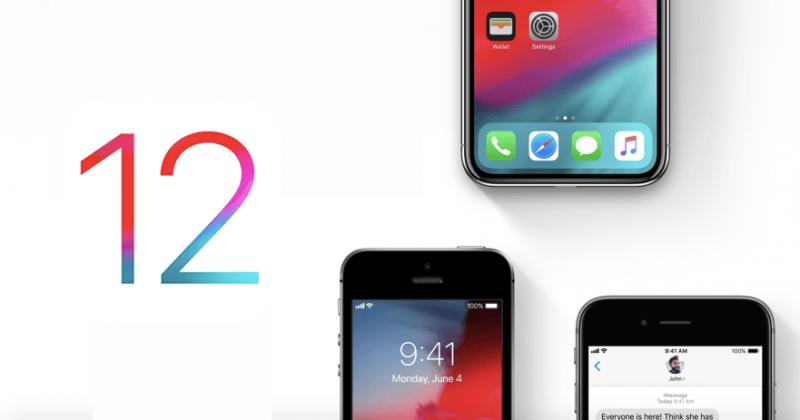 Đã có iOS 12 chính thức qua OTA cho tất cả người dùng