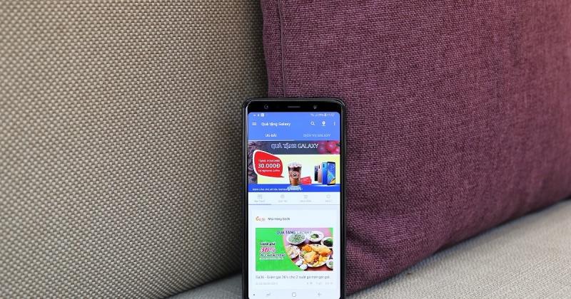 Đánh giá Galaxy A7 2018: 3 camera ấn tượng, hiệu năng ngon, pin trâu