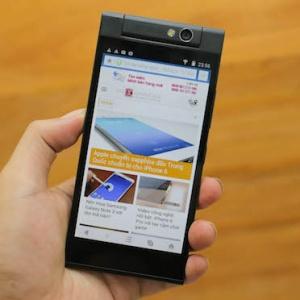 Đánh giá Gionee Elife E7 mini - smartphone 2 sim với camera xoay