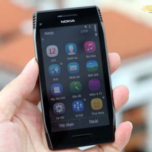 Đánh giá Nokia X7
