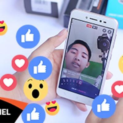 Đập hộp và đánh giá Asus Zenfone Live: Smartphone đầu tiên hỗ trợ làm đẹp khi livestream.
