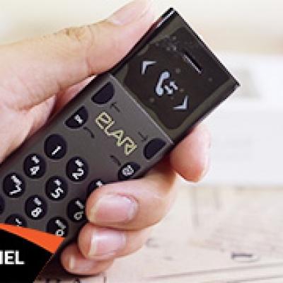 Đập hộp và trên tay Elari NanoPhone: điện thoại nhỏ nhất thế giới!