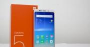 Đập hộp Xiaomi Redmi 5 Plus: Thiết kế thời thượng với màn hình 18:9 giá chỉ 3.9 triệu đồng