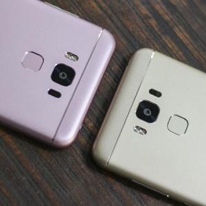 Điện thoại Asus ZenFone 3 Max 5,5 inch giá 4.6 triệu đồng, có thêm hai màu hồng và vàng