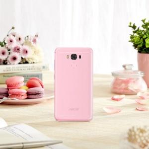 Điện thoại Asus ZenFone 3 Max 5.5 inch màu hồng cá tính dành cho nữ