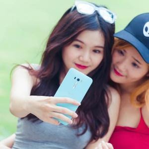 Điện thoại Asus ZenFone Selfie chuyên ảnh tự sướng-rẻ hơn OPPO F1s 2 triệu