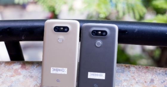Điện thoại LG G5 SE chính hãng lọt top smartphone bán chạy