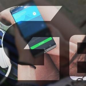 Điện thoại LG G6 lộ thiết kế đẹp không thua gì Samsung Galaxy S8
