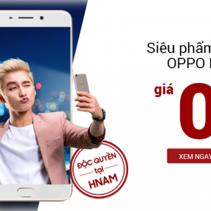 Điện thoại OPPO F1s - giá thị trường: 5.99 triệu - giá tại Hnam: 0Đ