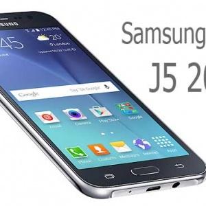 Điện thoại Samsung Galaxy J5 (2017) rò rỉ cấu hình