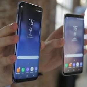 Điện thoại Samsung Galaxy S8 Plus bán chạy hơnGalaxy S8