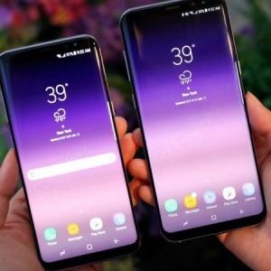 Điện thoại Samsung Galaxy S8 và S8 Plus đang khan hàng tại Hàn Quốc
