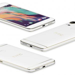 Điện thoại tầm trung HTC Desire 10 Pro ra mắt với giá 7,9 triệu đồng
