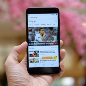 Điện thoại Xiaomi Redmi 4X pin 4.000 mAh lên kệ,giá 3.99 triệu đồng