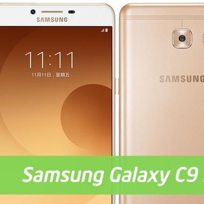 Galaxy C9 Pro: có 6 GB RAM cùng chip Snapdragon 653.